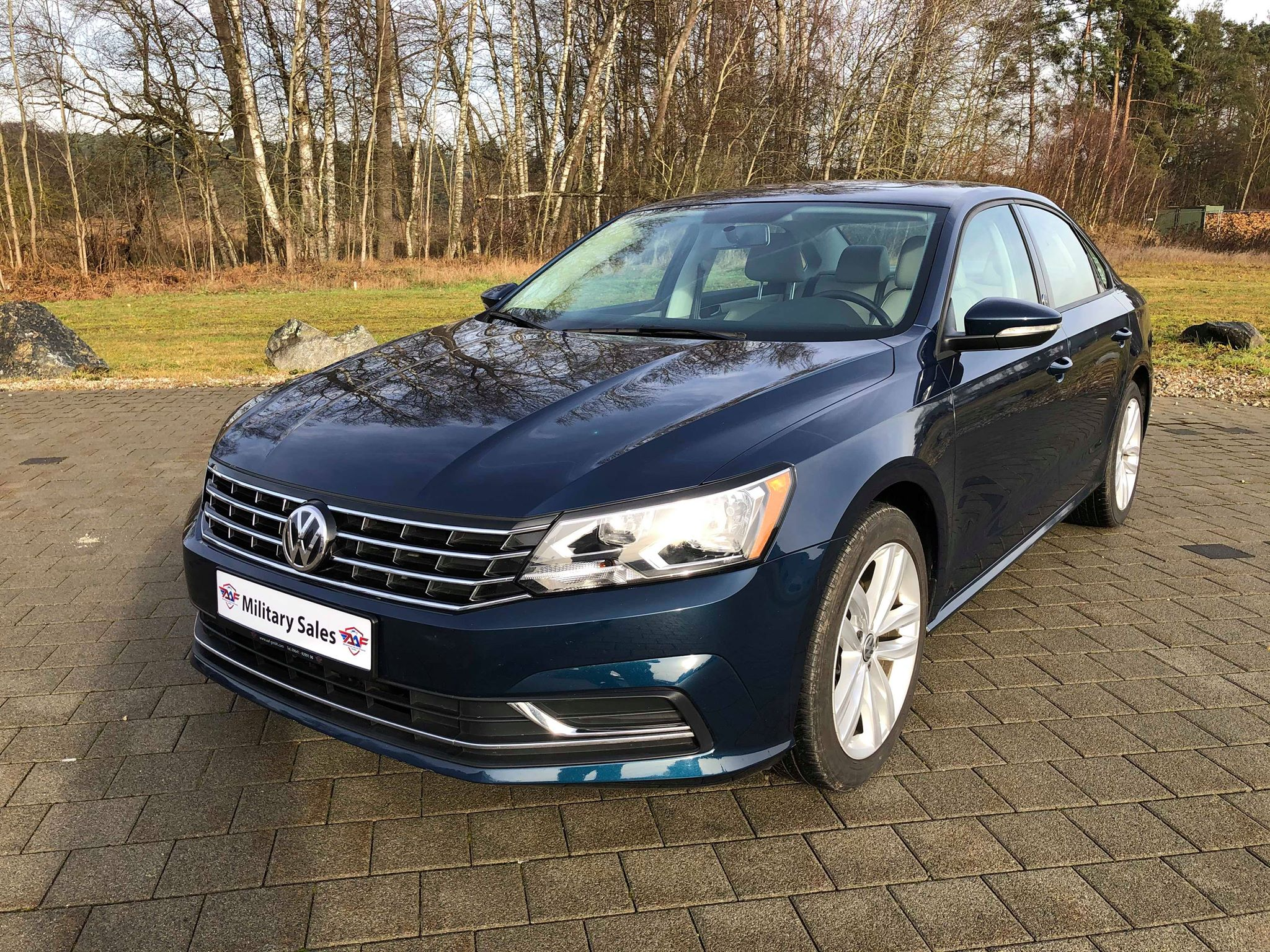 2019 Volkswagen Passat Wolfsburg Edition </br>AS LOW AS</br> $169 per paycheck