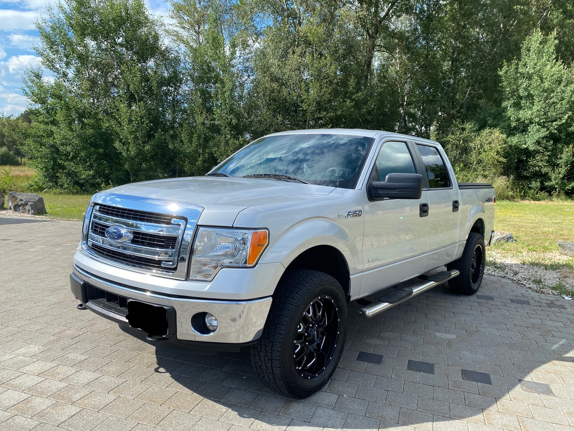 2014 Ford F150 Ecoboost 4wd