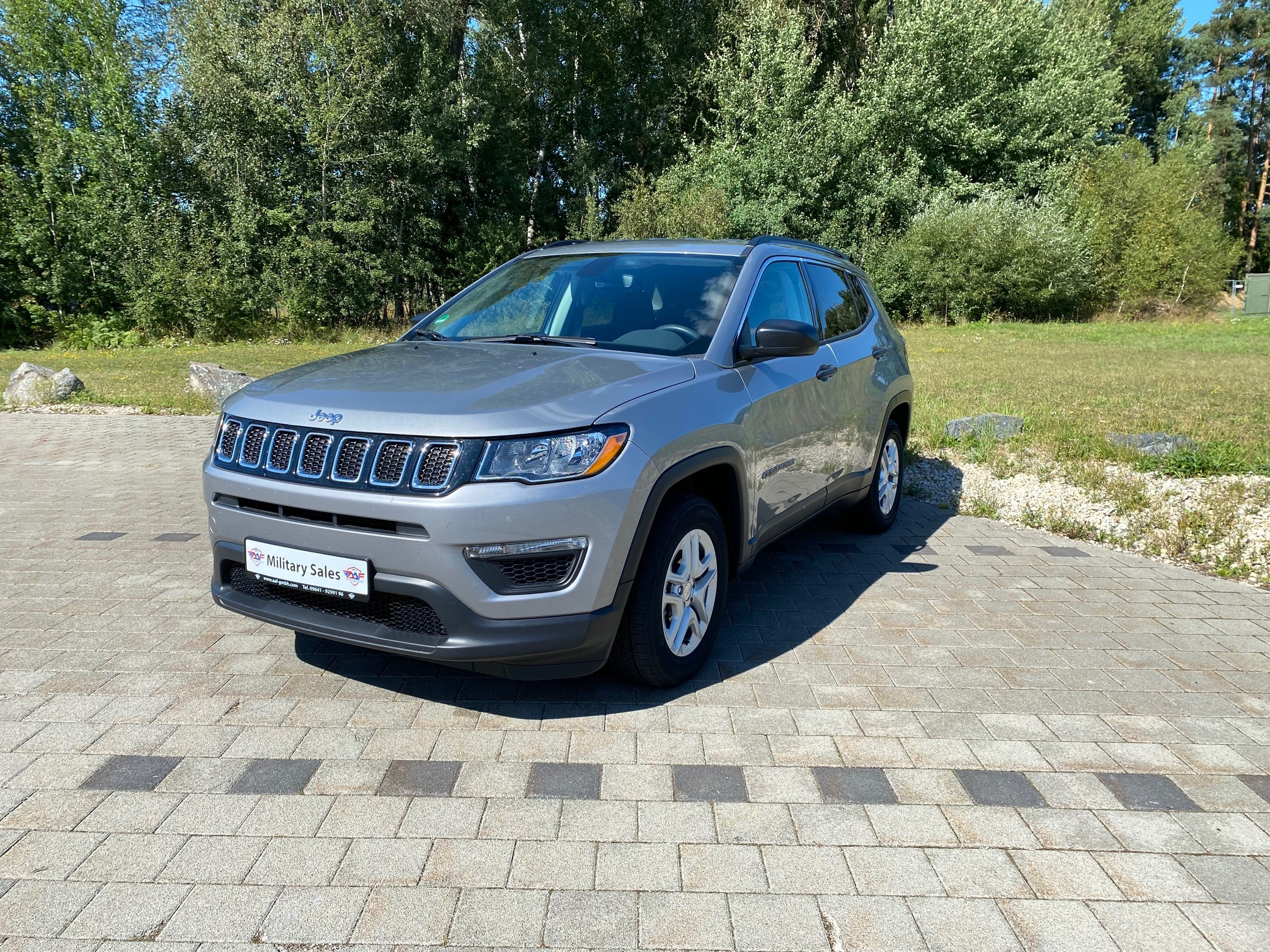 2019 Jeep Compass Sport</br>as low as </br>$179 per paycheck