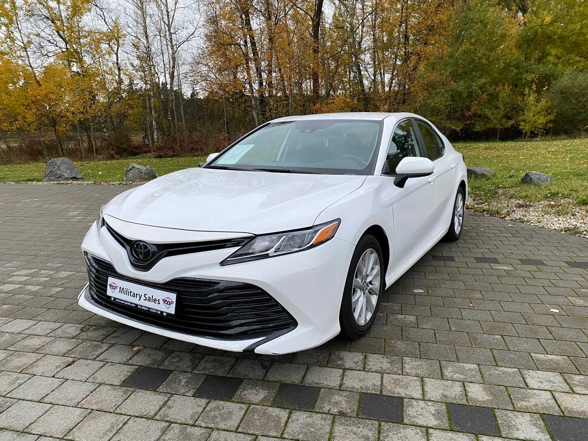 *New Arrival* </br>2019 Toyota Camry LE </br>as low as </br>$179 per paycheck