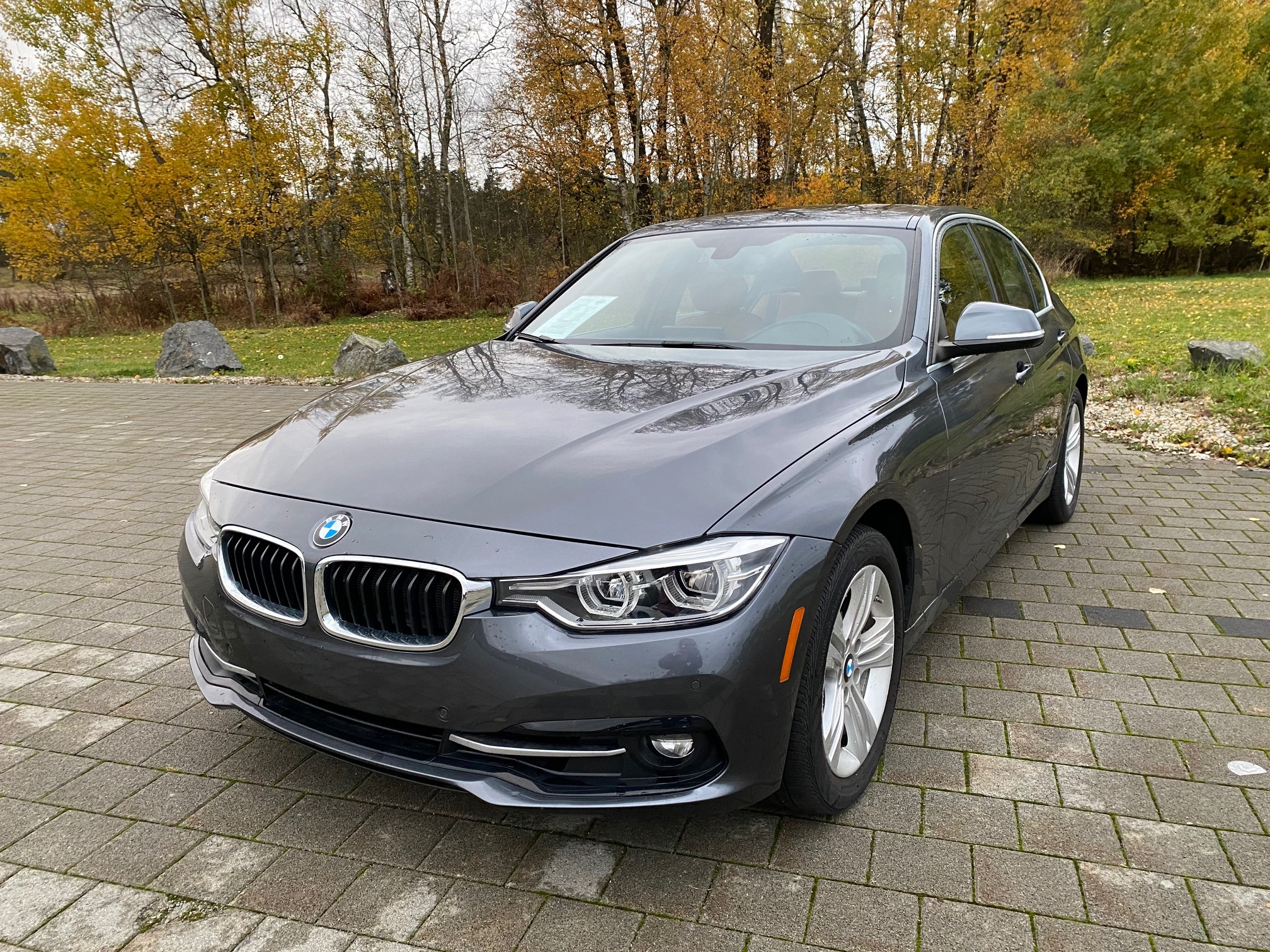 *New Arrival* </br>2017 BMW 330i XDrive Sport </br>as low as </br>$219 per paycheck