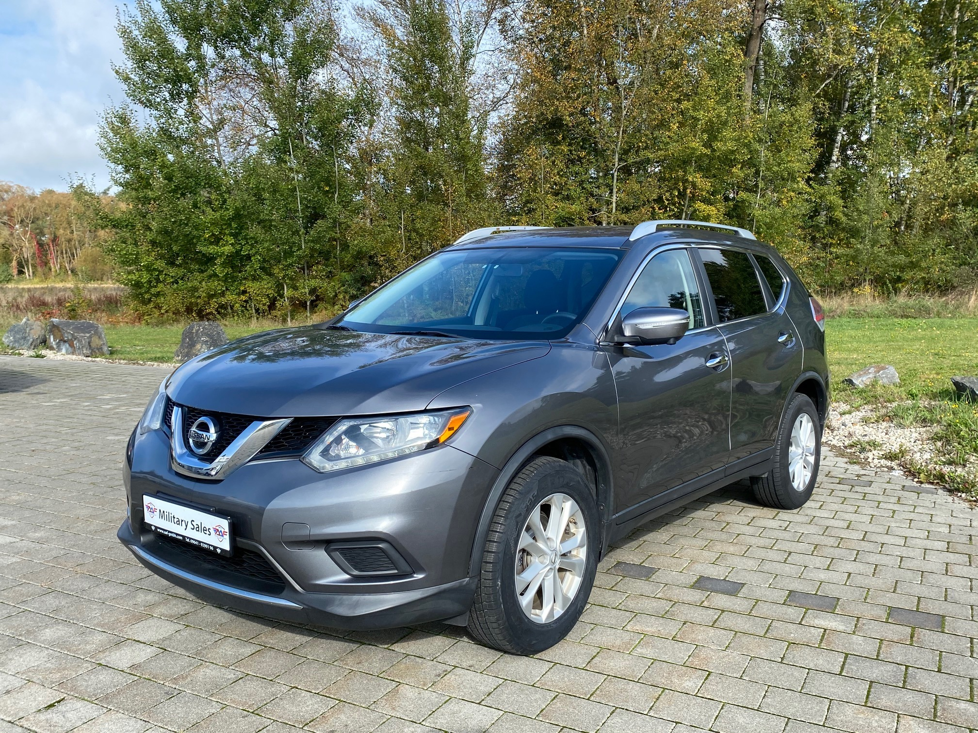 *New Arrival* </br>2015 Nissan Rogue SL</br>as low as </br>$129 per paycheck