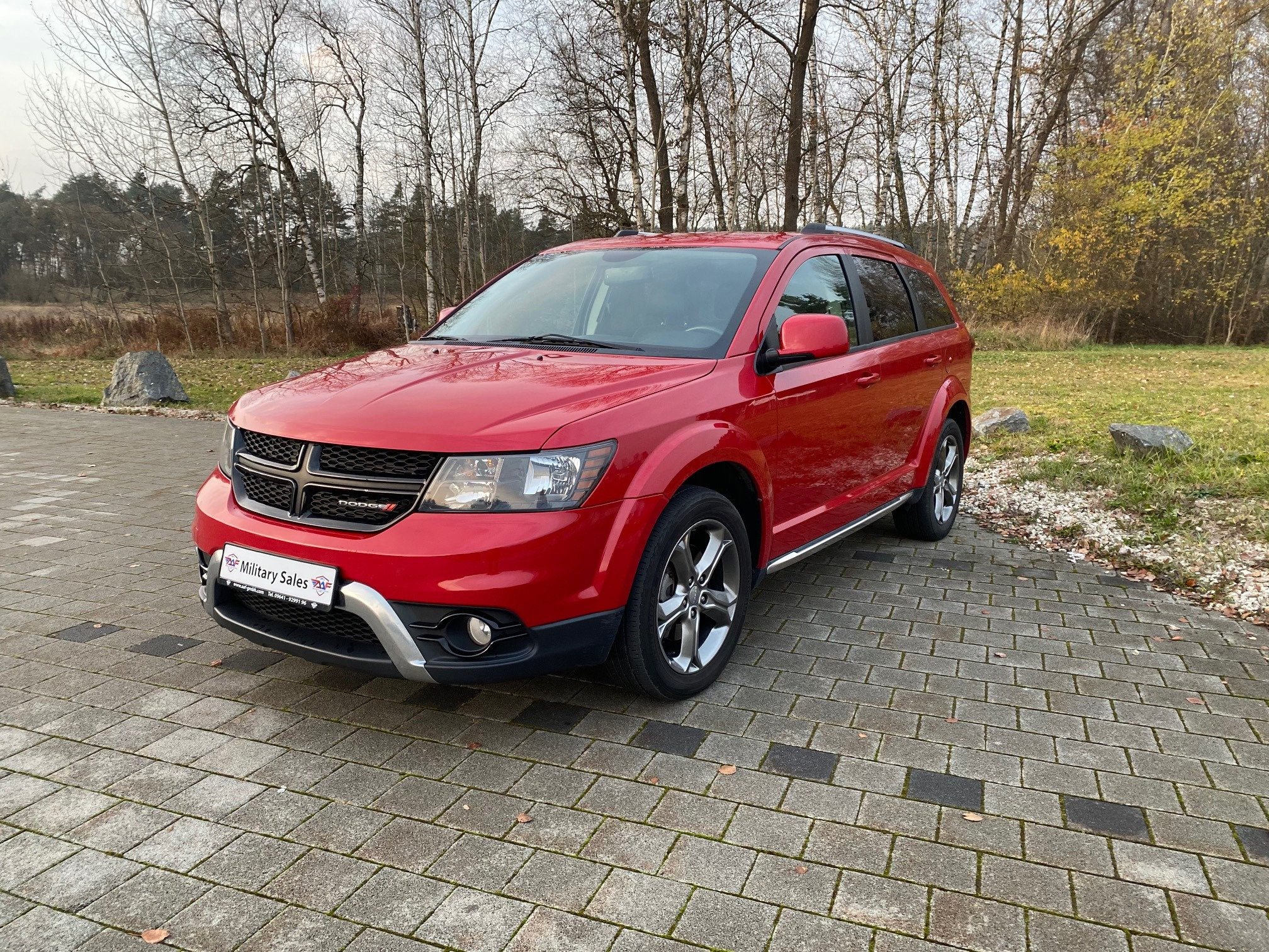 *New Arrival* </br>2016 Dodge Journey Crossroad</br>as low as </br>$139 per paycheck