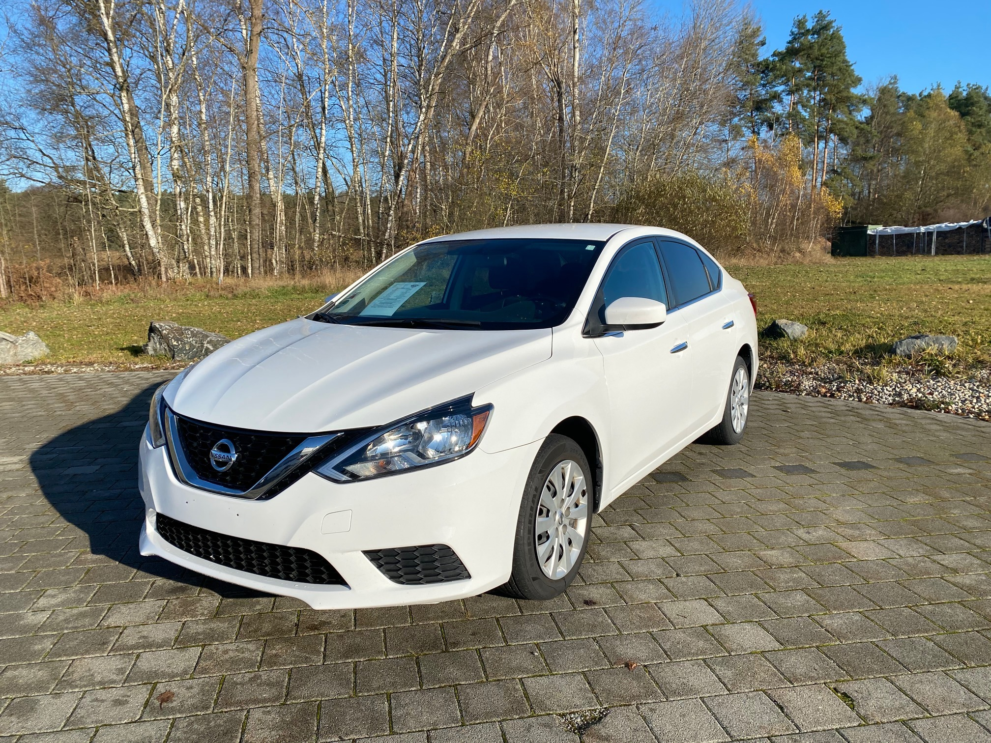 *New Arrival* </br>2017 Nissan Sentra S </br>as low as </br>$89 per paycheck