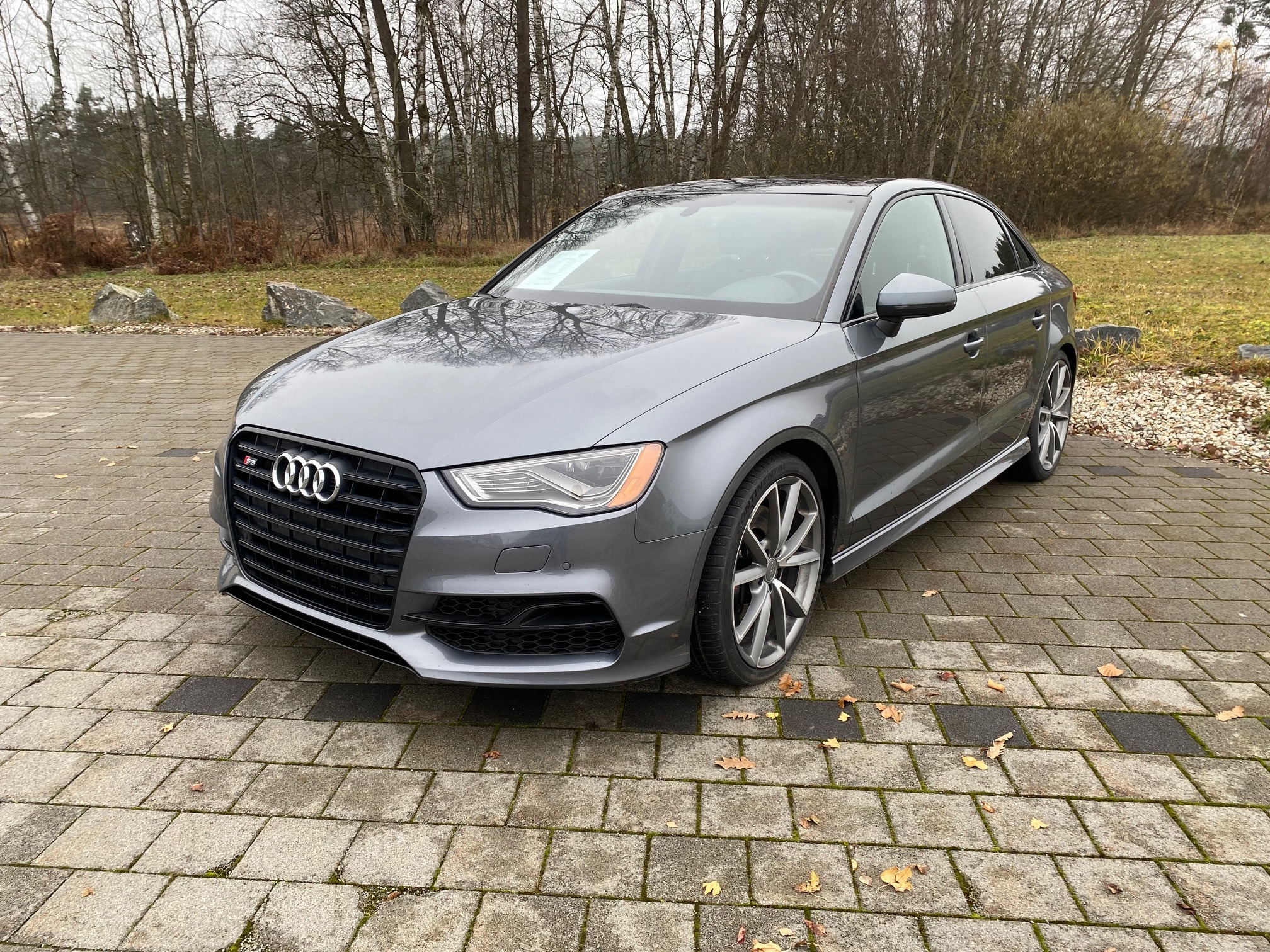 *New Arrival* </br>2016 Audi S3 Quattro S Tronic</br>as low as </br>$239 per paycheck
