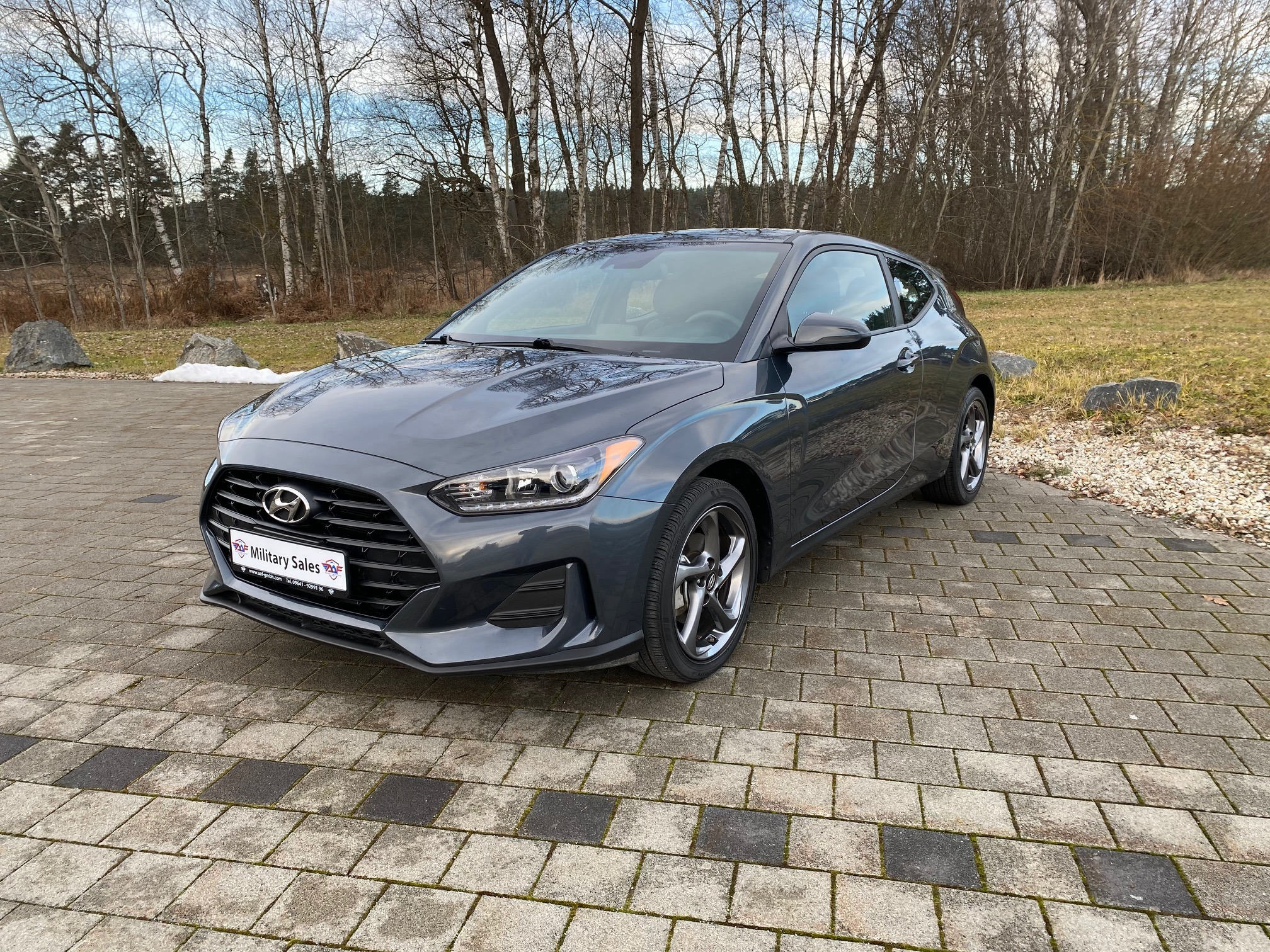 2019 Hyundai Veloster Premium</br>as low as </br>$159 per paycheck  Copy