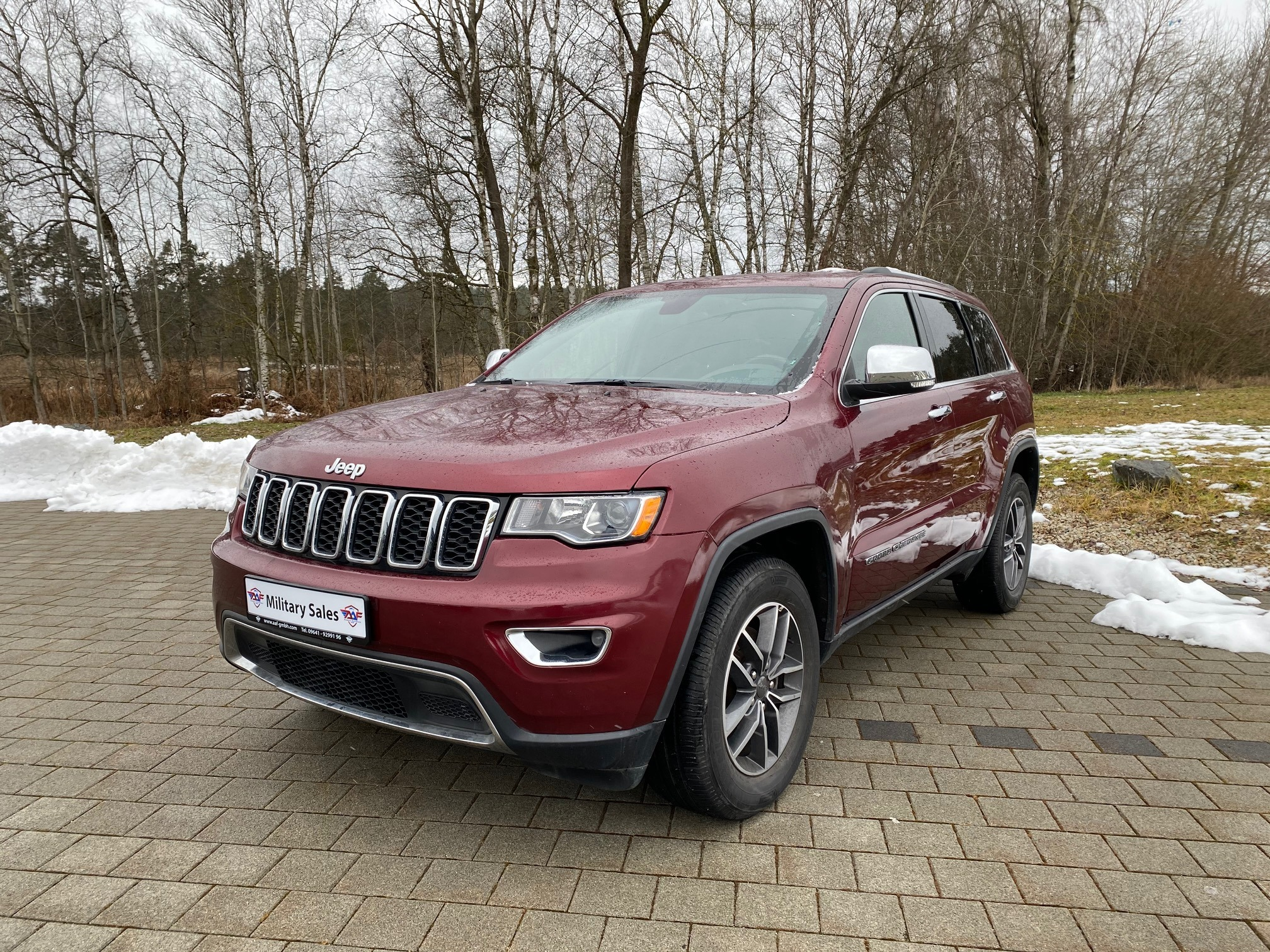 2019 Jeep Grand Cherokee Limited</br>as low as </br>$269 per paycheck