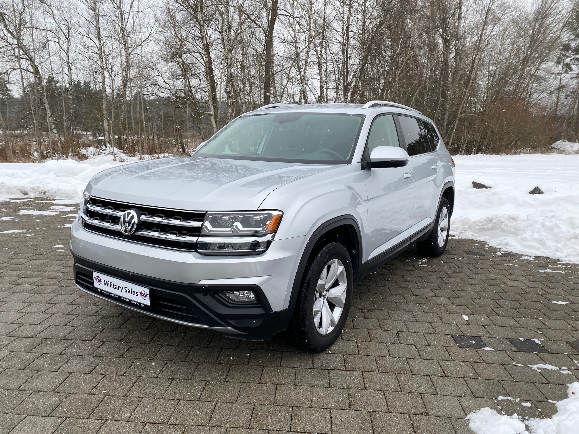 2019 Volkswagen Atlas SE</br>as low as </br>$249 per paycheck