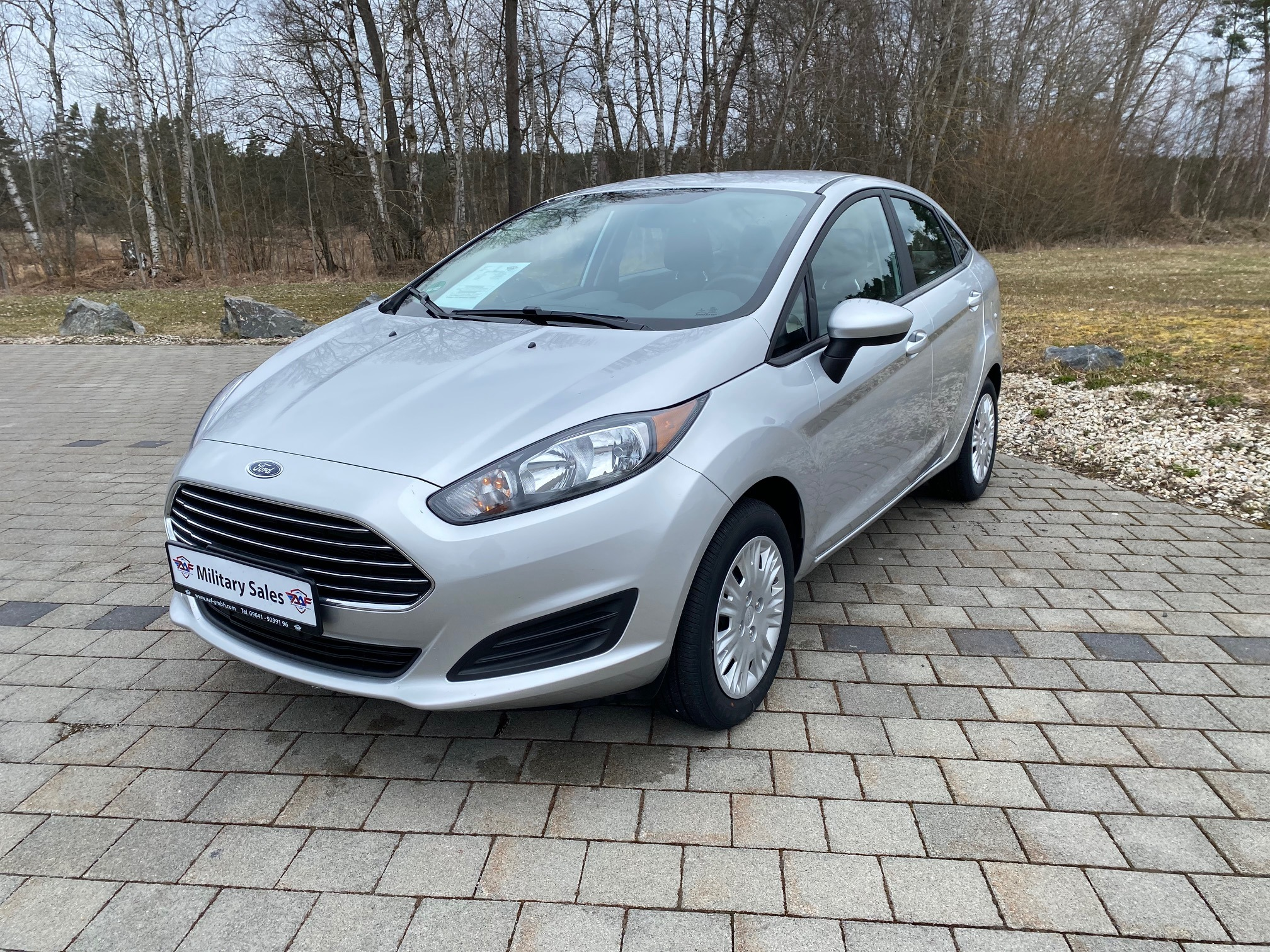2019 Ford Fiesta S</br>as low as </br>$99 per paycheck