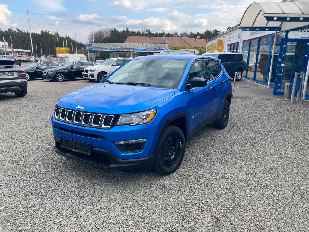 2018 Jeep Compass Sport</br>as low as </br>$139 per paycheck