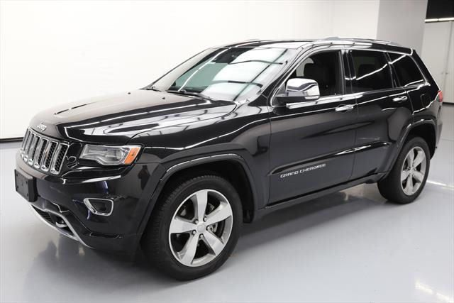 2016 Jeep Grand Cherokee Overland</br>as low as </br>$189 per paycheck