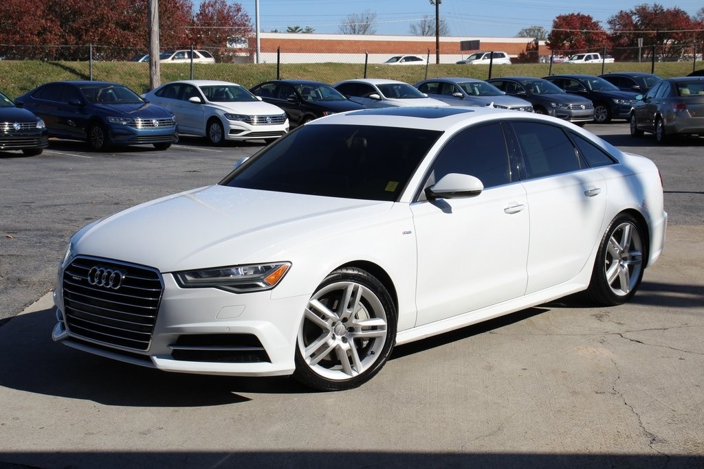 *INCLUDES $1,000 INCOMING DISCOUNT* </br>2016 Audi A6 Quattro Premium Plus</br>as low as </br>$199 per paycheck