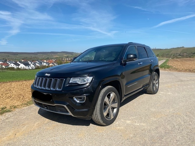 2016 Jeep Grand Cherokee Overland</br>as low as </br>$219 per paycheck