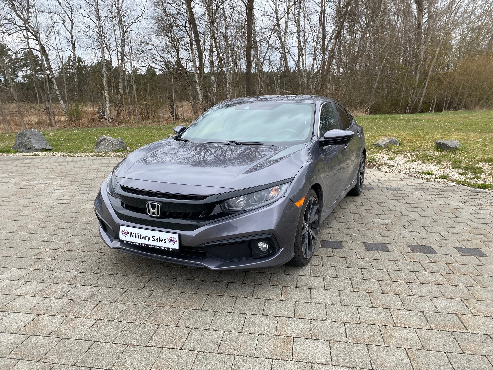 2019 Honda Civic Sport</br>as low as </br>$149 per paycheck