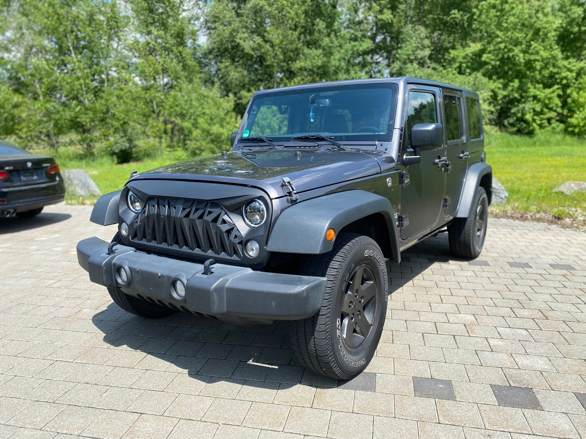 2016 Jeep Wrangler Unlimited Sport </br>as low as </br>$259 per paycheck