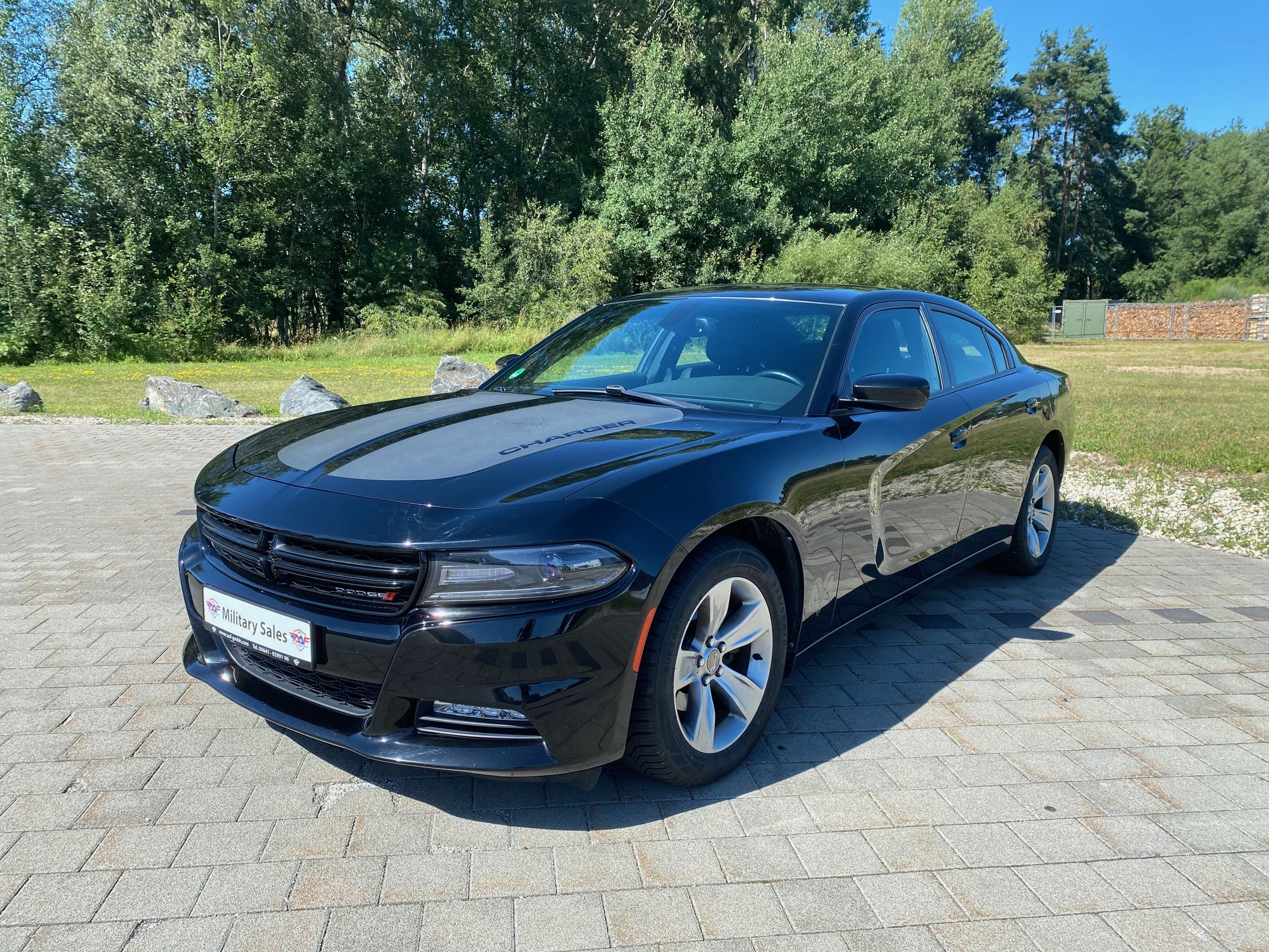 2015 Dodge Charger SXT</br>as low as </br>$169 per paycheck